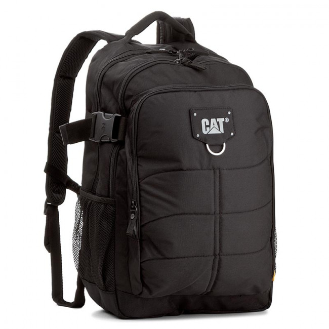 Ruksak CATERPILLAR - Backpack Extended 83 436-01  Čierna