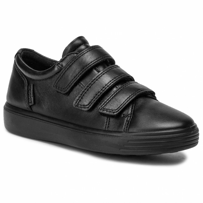 Sneakersy ECCO - S7 Teen 78017251052 Black/Black