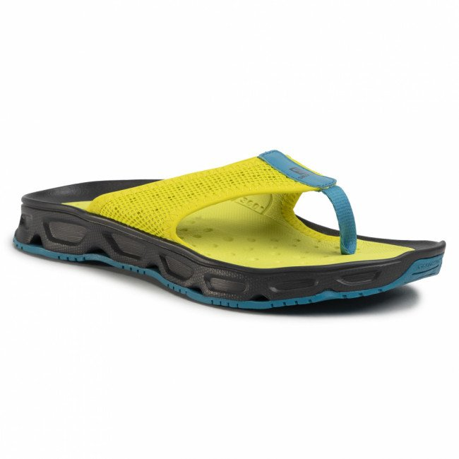 Žabky SALOMON - Rx Break 4.0 409557 Evening Primrose/Ebony/Fjord Blue