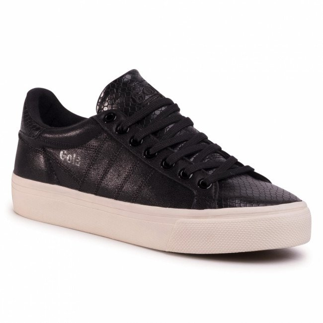 Sneakersy GOLA - Orchid II Snake CLB011 Black/Snake