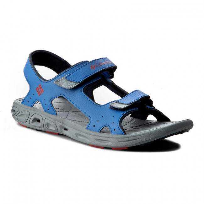 Sandále COLUMBIA - Youth Techsun Vent BY4566 Stormy Blue/Mountain Red 426