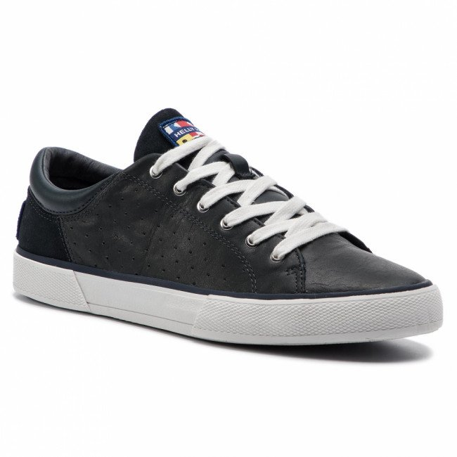 Tenisky HELLY HANSEN - Copenhagen Leather Shoe 115-02.597 Navy/Off White