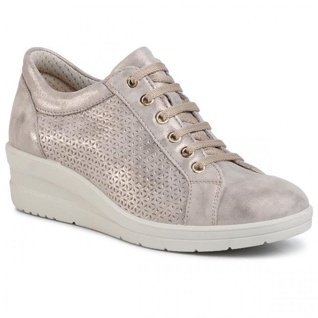 Sneakersy IMAC - 506010 Taupe/Beige 5597/013