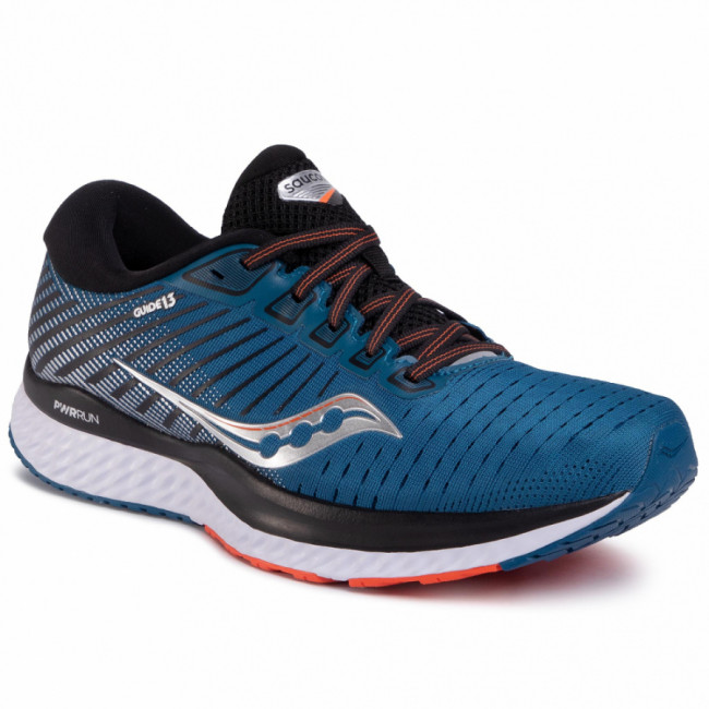 Topánky SAUCONY - Guide 13 S20548-25 Blu/Sil