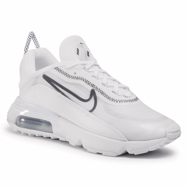 Topánky NIKE - Air Max 2090 CK2612 100 White/Black/Wolf Grey
