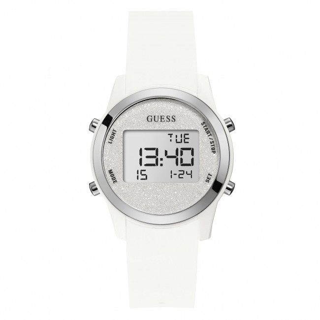 Hodinky GUESS - Galactic W1031L1 WHITE