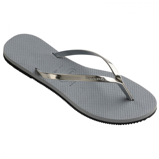 Žabky HAVAIANAS - You Met Cf 41351025178 Steel Grey