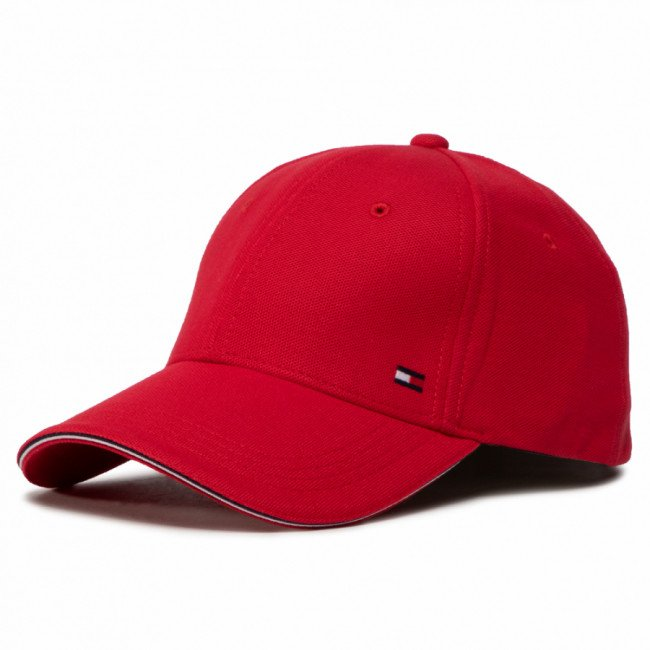Šiltovka TOMMY HILFIGER - Elevated Corporate Cap AM0AM05763 XBE