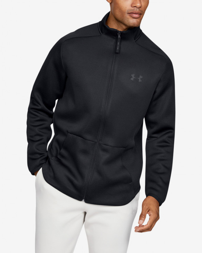 Under Armour Move Track Bunda Čierna