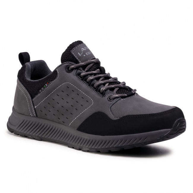 Sneakersy LANETTI - MP07-91357-01 Grey