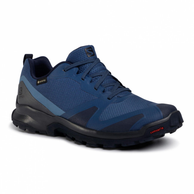 Trekingová obuv SALOMON - Xa Collider Gtx GORE-TEX 412327 27 V0 Dark Denim/Ebony/Navy Blazer