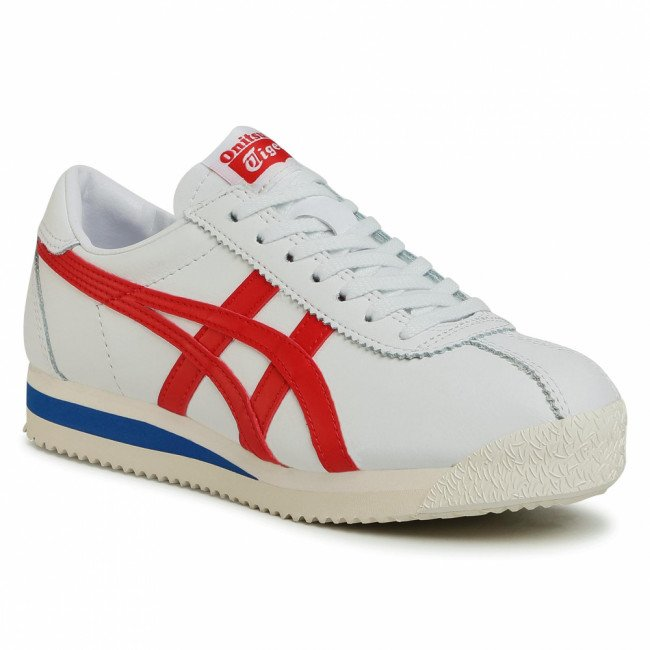 Sneakersy ONITSUKA TIGER - Tiger Corsair 1183B397 White/Classic Red 100