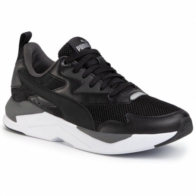 Sneakersy PUMA - X- Ray Lite 374122 01 Black/Black/Shadow/Silver
