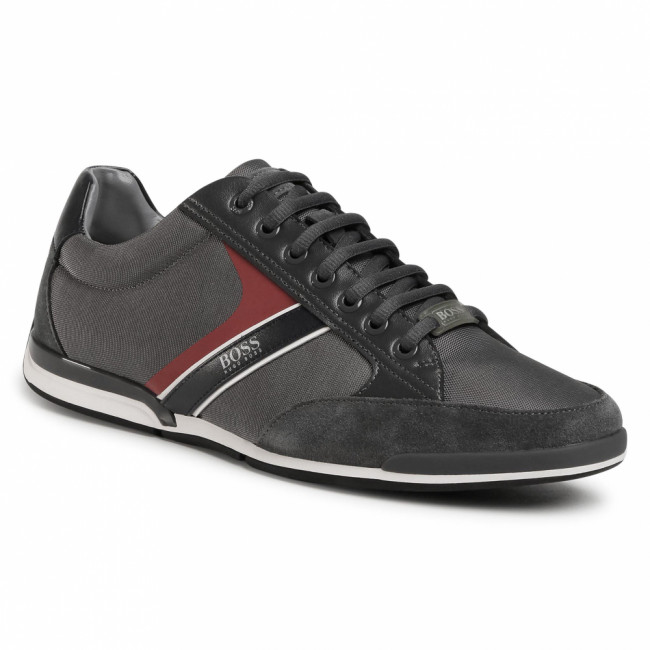 Sneakersy BOSS - Saturn 50407672  10216105 01 Dark Grey 026