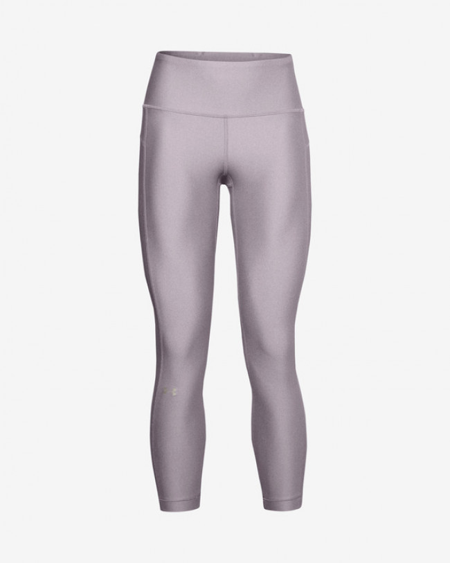 Under Armour HeatGear® Armour High-Rise Ankle Crop Legínsy Fialová