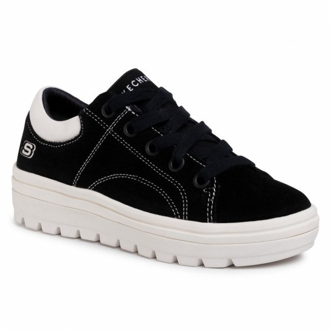 Sneakersy SKECHERS - Back Again 73999/BLK Black