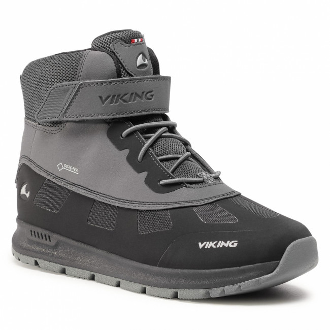 Snehule VIKING - Ted Gtx GORE-TEX 3-89400-277 Black/Charcoal