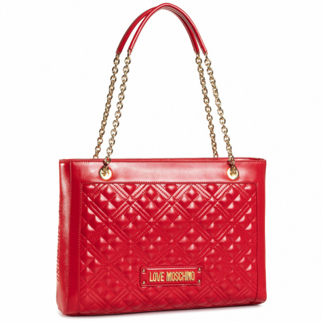 Kabelka LOVE MOSCHINO - JC4010PP1BLA0500  Rosso