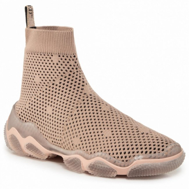 Sneakersy RED VALENTINO - UQ2S0C14ZYY Nude N17