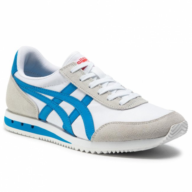 Sneakersy ONITSUKA TIGER - New York 1183A205 White/Directoire Blue 102
