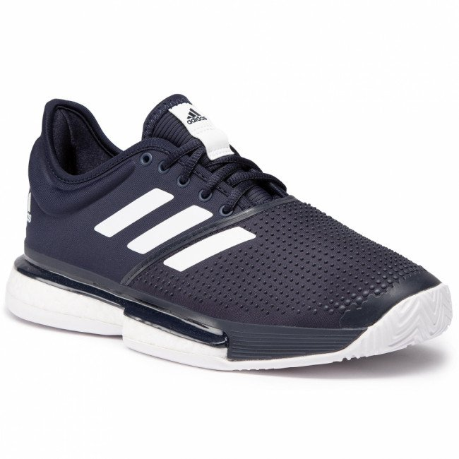 Topánky adidas - SoleCourt M FU8115 Legend Ink/Cloud White/Legend Ink