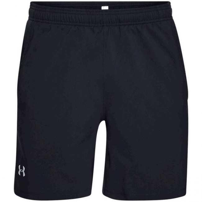 Kraťasy Under Armour LAUNCH SW 2-IN-1 SHORT-BLK
