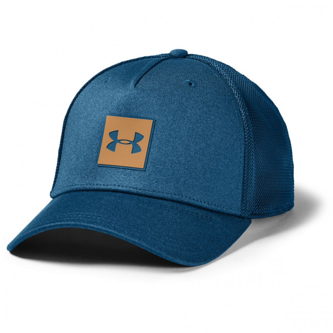 Šiltovka Under Armour UA Armour Twist Trucker-BLU
