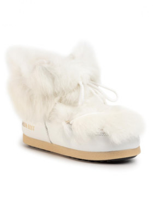 Moon Boot Snehule Mb Far Side 50 Low Shearling 24201800001 Biela