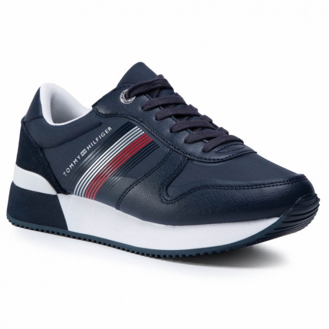 Sneakersy TOMMY HILFIGER - Active City Sneaker FW0FW05011 DW5