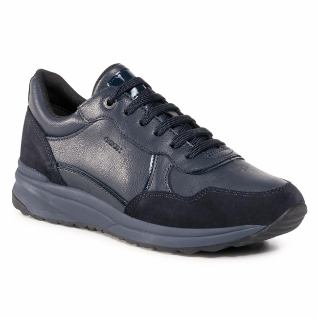Sneakersy GEOX - D Airell A D042SA 05422 C4002 Navy