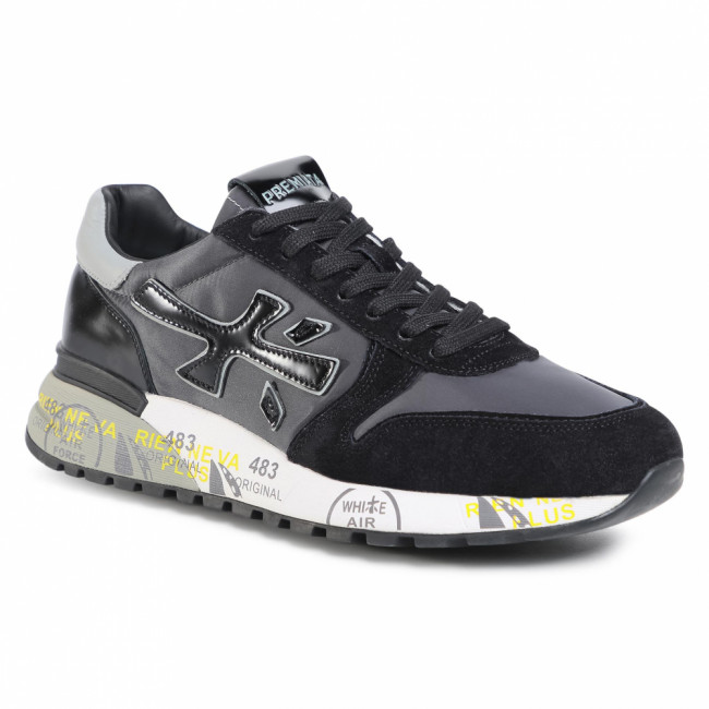 Sneakersy PREMIATA - Mick 5017 Black