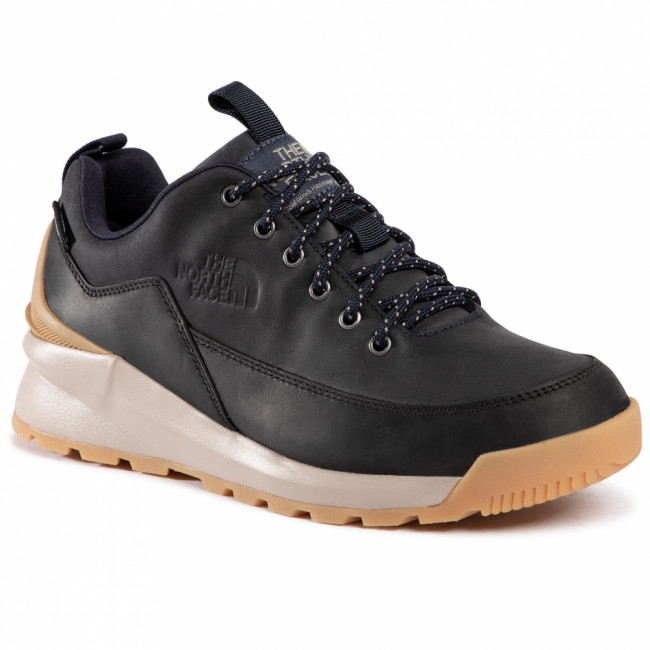 Sneakersy THE NORTH FACE - Back to Berkeley Low Wp NF0A4OBSV541  Aviator Navy/Utility Brown