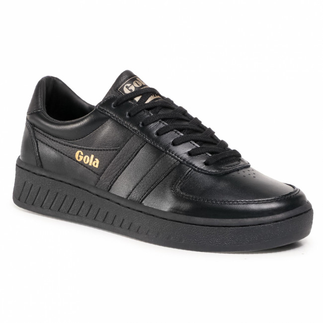 Sneakersy GOLA - Grandslam Leather CMA567  Black/Black/Black
