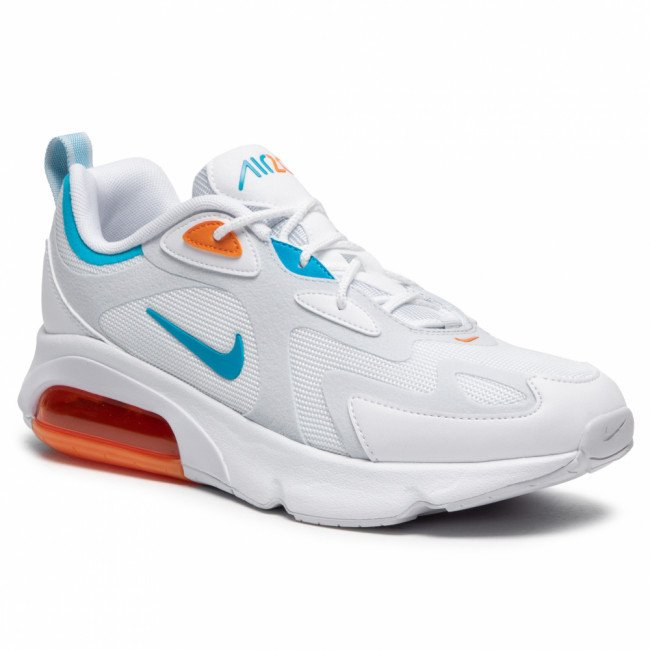 Topánky NIKE -  Air Max 200 CT1262 001 Football Grey/Laser Blue