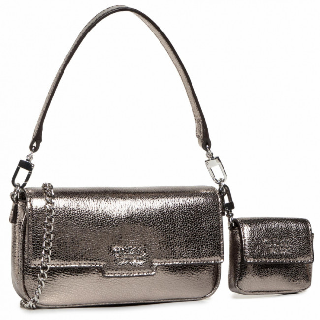 Kabelka GUESS - Pixi (VY) Evening Bags HWVY78 84780 SILVER