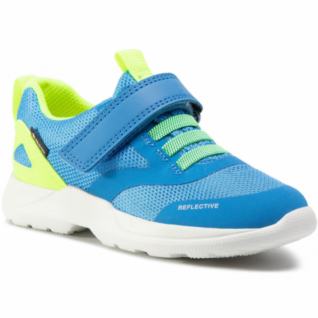Sneakersy SUPERFIT - GORE-TEX 1-009209-8010 S Blau/Gelb