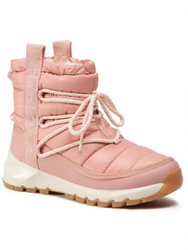 The North Face Snehule Thermoball Lace Up NF0A4AZGVCJ Ružová