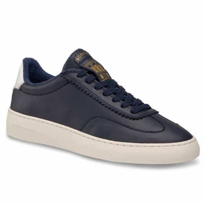 Sneakersy SCOTCH & SODA - Plakka 21831209 Marine S69