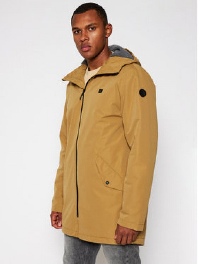 Quiksilver Parka Skyward EQYJK03611 Hnedá Regular Fit