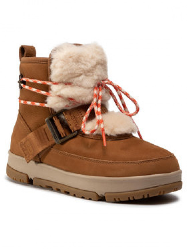 Ugg Topánky W Classic Weather Hiker 1112477 Hnedá