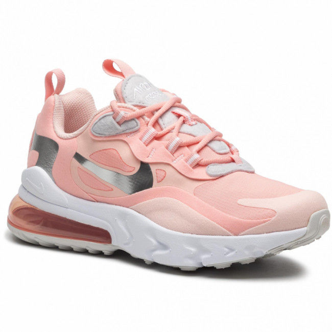 Topánky NIKE - C Air Max 270 React Gg Q5420 611 Bleached Coral/White/White