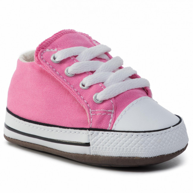 Tenisky CONVERSE - Ctas Cribster Mid 865160C Pink/Natural Ivory/White