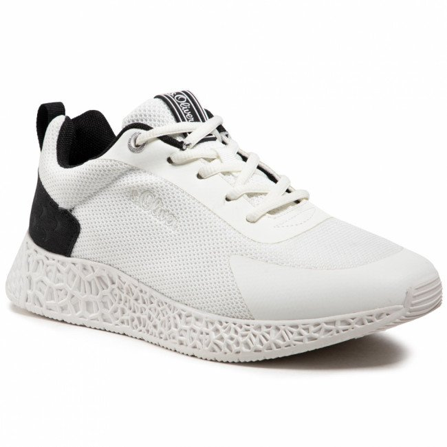 Sneakersy S.OLIVER - 5-13622-26 White 100
