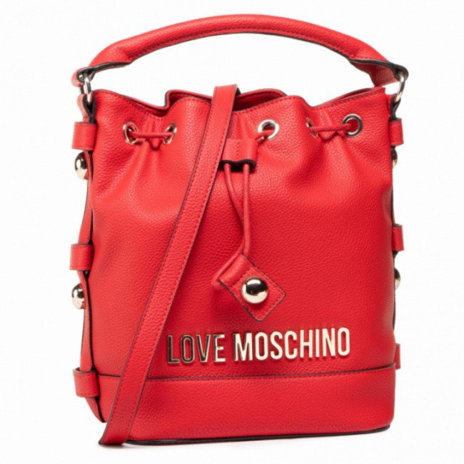 Kabelka LOVE MOSCHINO - JC4020PP1CLB0500 Rosso