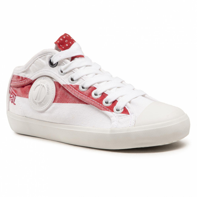 Tramky PEPE JEANS - In 45 PBS30346  Factory Red 220