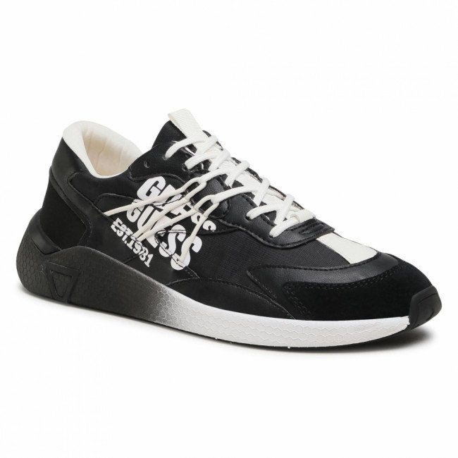 Sneakersy GUESS - Modena Active FM5MOA FAB12 BLKBL