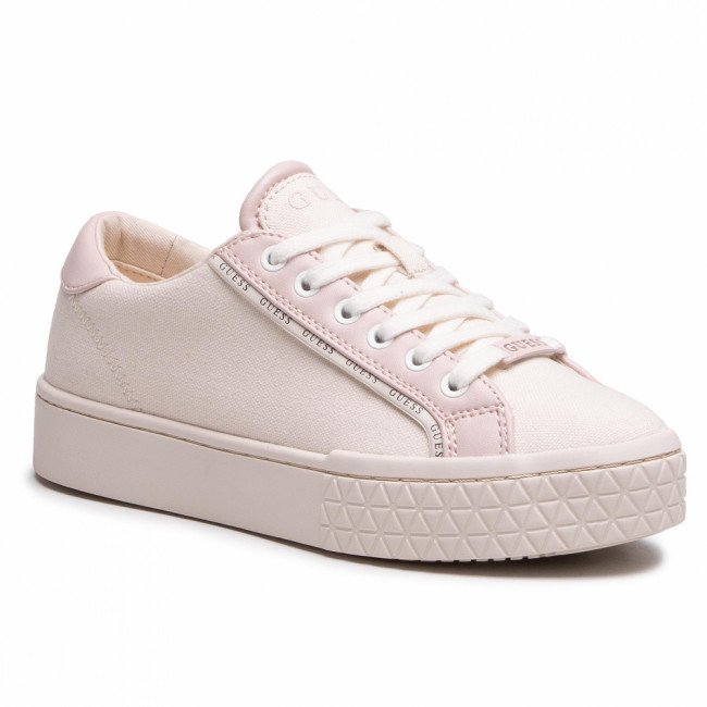 Sneakersy GUESS - Paradie 4 FL6PI4 FAB12 WHITE