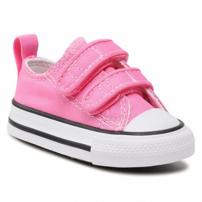 Tramky CONVERSE - Ct 2v Ox 709447C Pink
