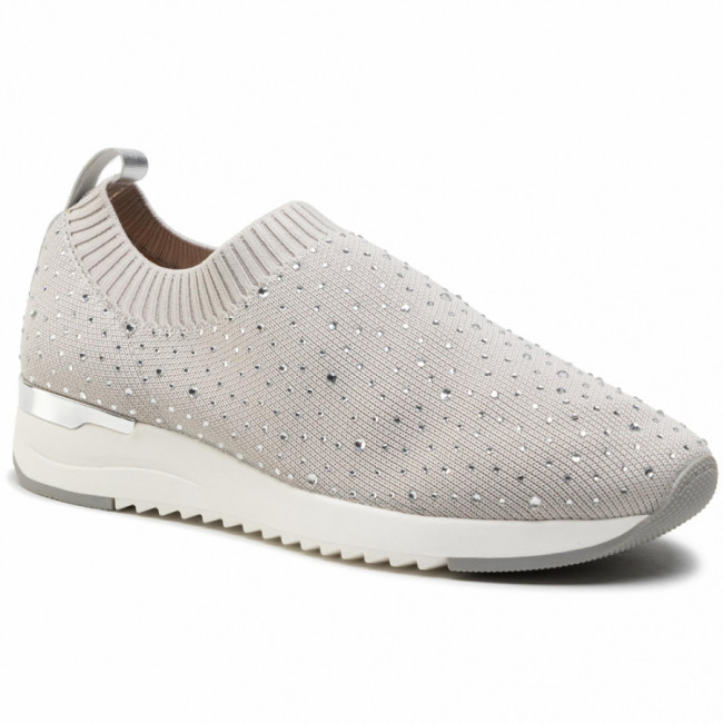 Sneakersy CAPRICE - 9-24700-26 Pebble Knit 259