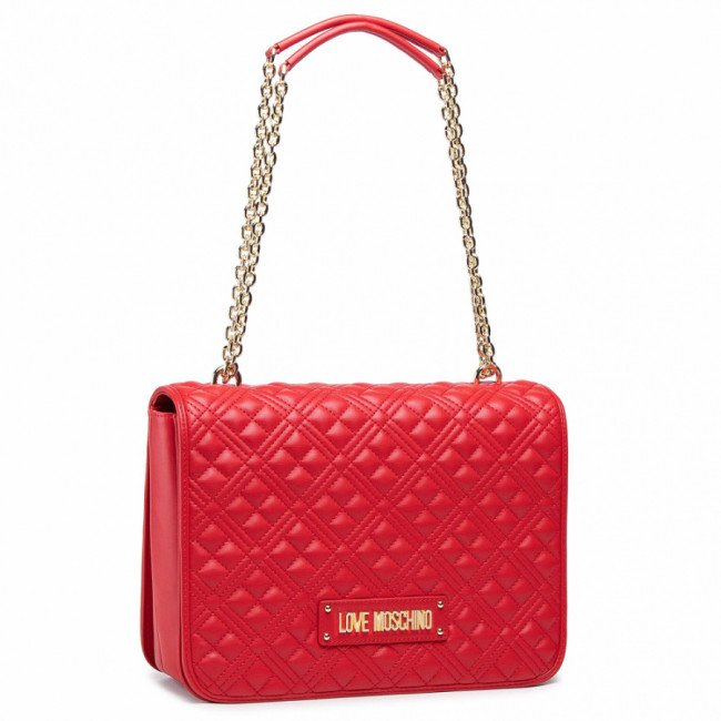Kabelka LOVE MOSCHINO - JC4201PP0CKA0500 Rosso